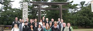 Touring with the Vancouver Chamber Choir in Japan 2009