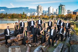 Vancouver Chamber Choir 2016